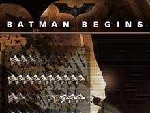 Игровой аппарат Batman Begins