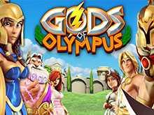 Игровой автомат Gods Of Olympus